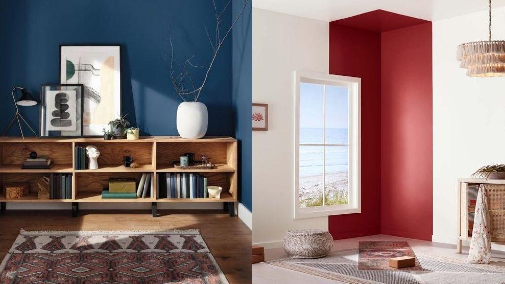 7 Tren Cat Dinding dan Desain Interior Rumah Tahun 2021