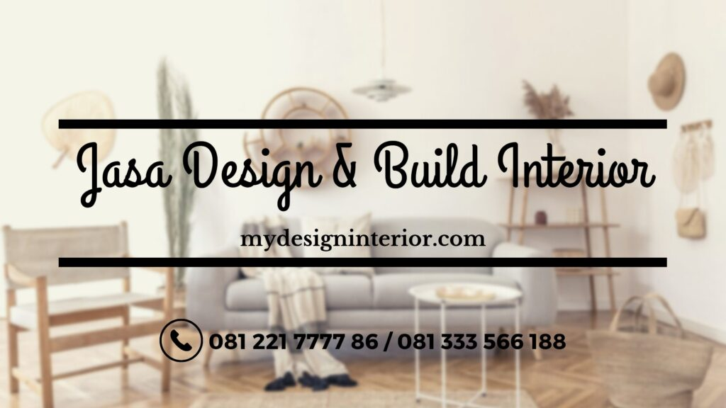 Jasa Design & Build Interior Jabodetabek