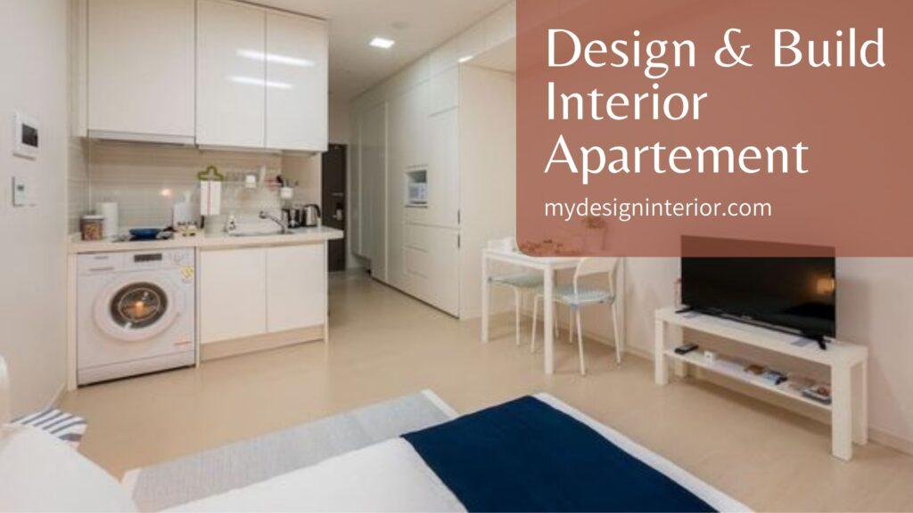 Design & Build Interior Apartemen untuk Wilayah Jabodetabek